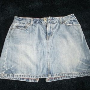 American Eagle Outfitters Denim Skirt Size…